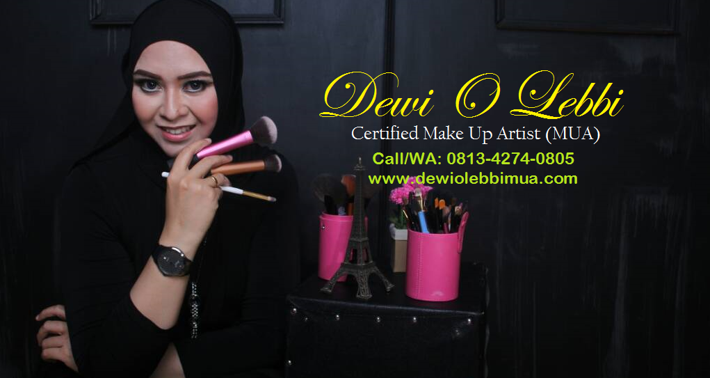 Dewi O Lebbi - Certified Make Up Artist (MUA)