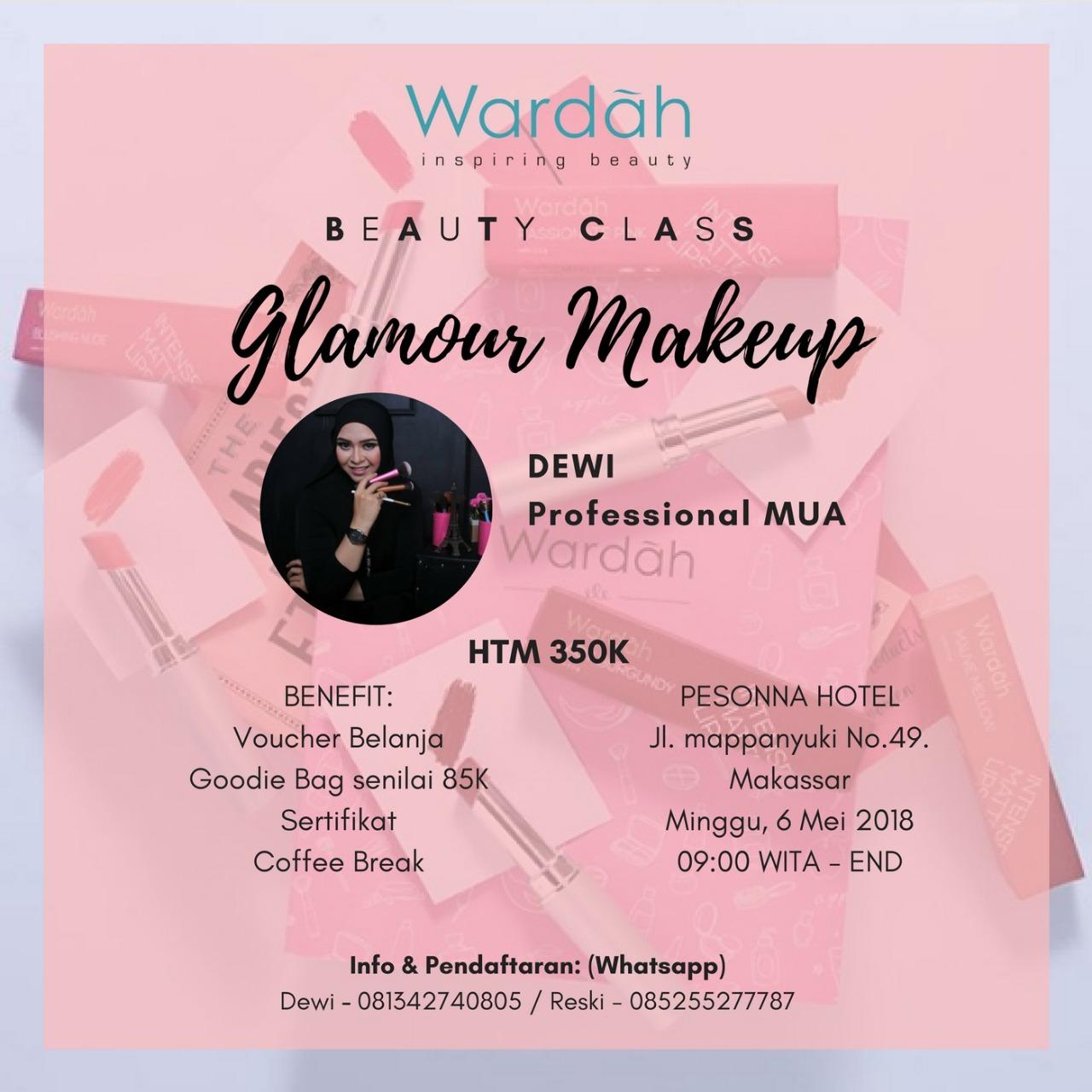 Makeup Events by Dewi O Lebbi MUA Makassar